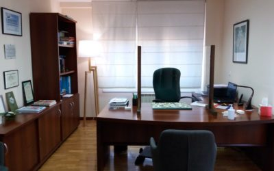 Medidas de seguridad sanitaria en Centro de Psicología Ceñera Viesca